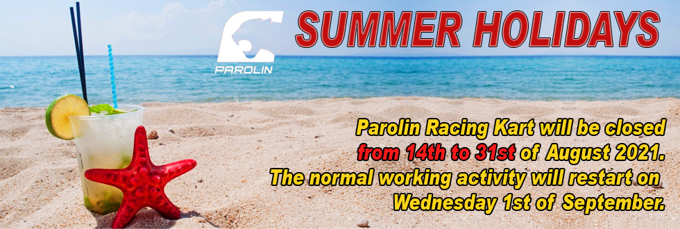 Summer Holidays 2021
