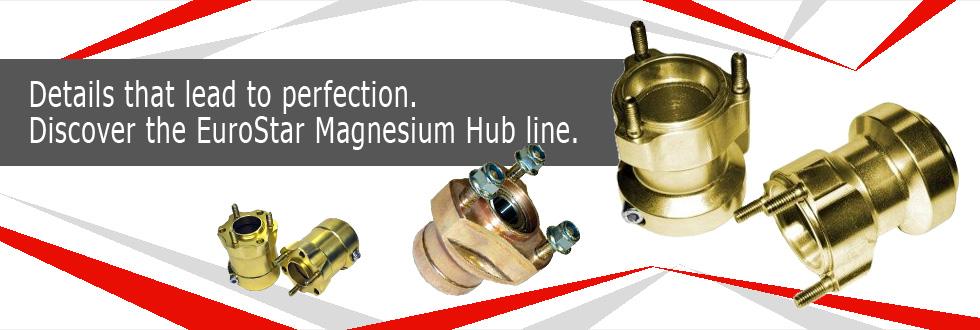 Magnesium Hub line