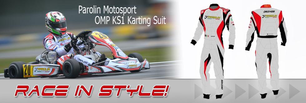 Race in style!