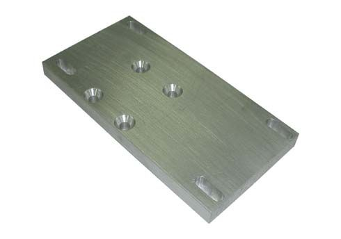 BASE PLATE FOR ENGINE MOUNT BABY HONDA