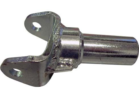 SUPPORT AND PIN FOR STUB AXLE XT40 INDOOR-GALVANIZED