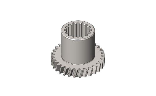 DIFFERENTIAL PLANETARY GEAR RX