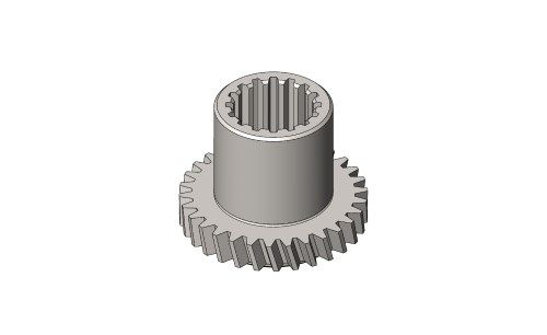 DIFFERENTIAL PLANETARY GEAR LX