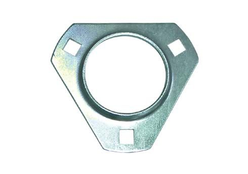 BEARING FLANGE 25MM - STEEL