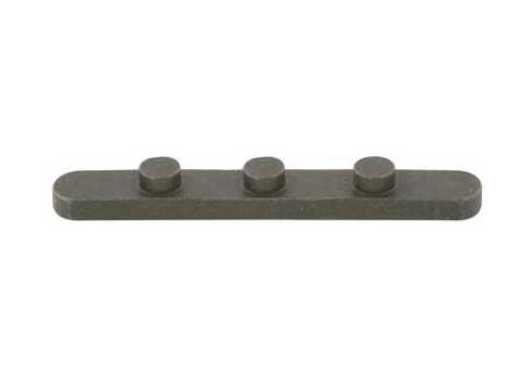 KEY 3 PINS D. 6MM 8X6X60 AXLE 30MM