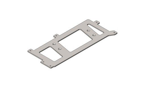 BATTERY FIXING PLATE LX FOR XT40 ELECTRIC
