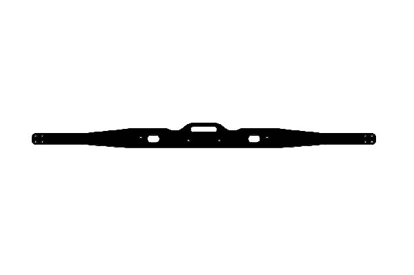 EXTERNAL PLASTIC FRONT BUMPER FOR XT32 OPEN