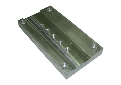 SLIDE FOR ENGINE MOUNT BRIGGS & STRATTON AND HONDA GX160/200