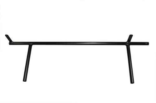 BRACKET FOR COVERING AXLE XT32 - BLACK RAL 9005
