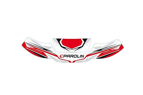 PAROLIN MOTORSPORT STICKER KIT FOR MINI KG FRONT SPOILER