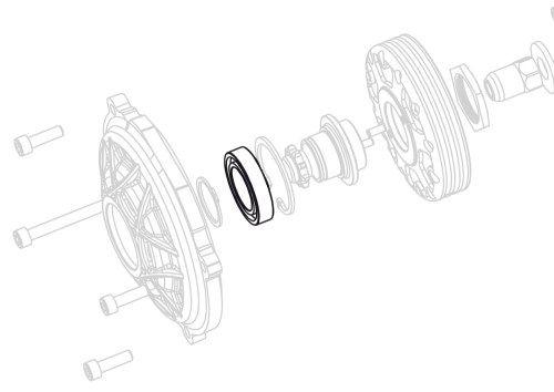 bearing (6905zz)