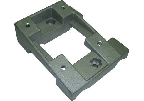 BASE PLATE ECONOMIC 28MM WITH HOLES FOR ENGINE X30