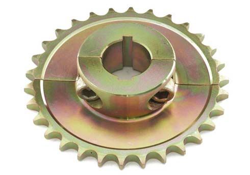 SPROCKET 40MM -34 TEETH- STEEL GALVANIZED