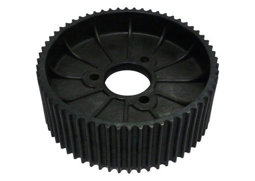 PLASTIC PULLEY WITH 60 TEETH