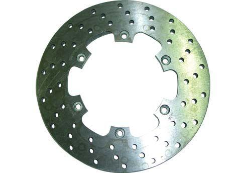 BRAKE DISC SELF-VENTILATED 200X12MM - OM. N. 214/FR/08 AND 213/FR/08
