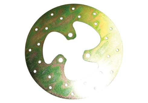 BRAKE DISC 200X8MM DRILLED (REQUIRED 3 HOLES HUBS, 30MZ25S OR 30MZ30/S)