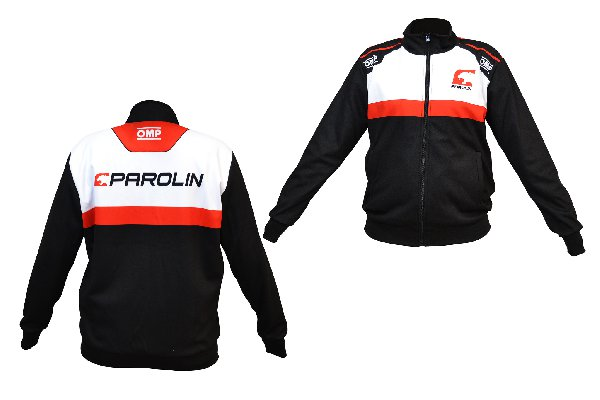 PAROLIN MOTORSPORT SWEATSHIRT (XS-2XL SIZES)
