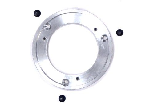 Adapter for alloy plate