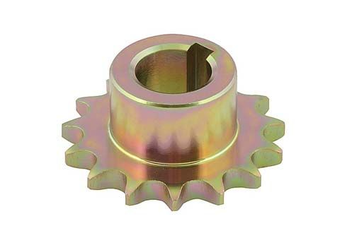ENGINE SPROCKET 428 15 TEETH 22MM HONDA