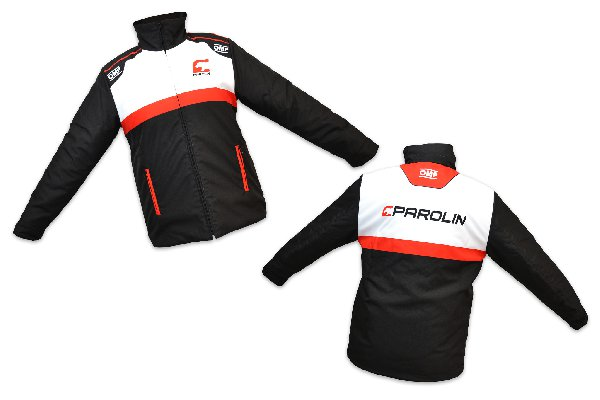 SOFTSHELL JACKET PAROLIN MOTORSPORT