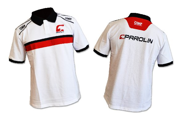 PAROLIN POLO SHIRT (S,M,L,XL,XXL SIZES TO BE SPECIFIED)