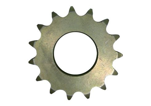 RENTAL CHAIN TENSIONER ENGINE SPROCKET - GALVANIZED
