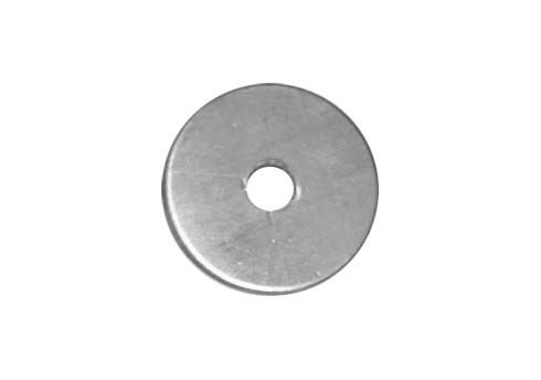 SEAT ALUMINIUM WASHER M8X45MM (SEAT SPACER)