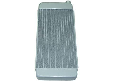 BANANA SHAPED RADIATOR FOR 125CC WITH CAP