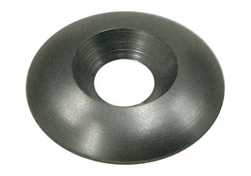 COUNTERSUNK WASHER M8 FOR SEAT - BLACK ANODIZED