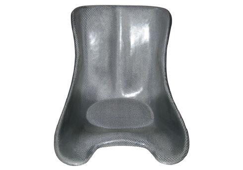 SEAT SIZE 25cm SILVER MODEL