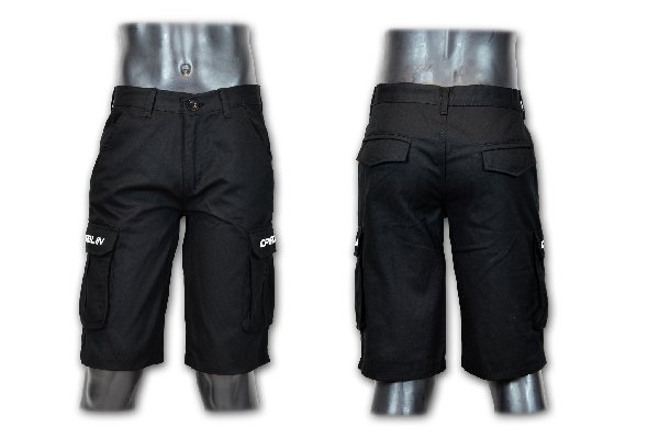 PAROLIN MOTORSPORT SHORT TROUSERS (44-54 SIZES)