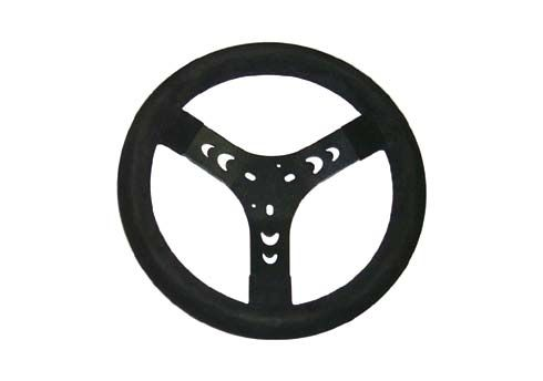 STEERING WHEEL FOR BABY & MINI KART (260 OR 280 MM)