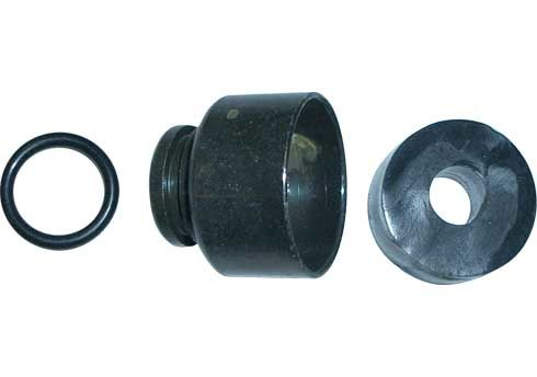 BUSH FOR BUMPER FIXING - 2004 CHASSIS (BUSH+RUBBER+OR)