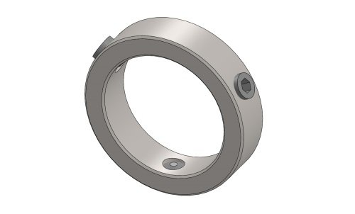 BEARING FLANGE FOR 30MM AXLE FIXING COMPLETE WITH SCREWS