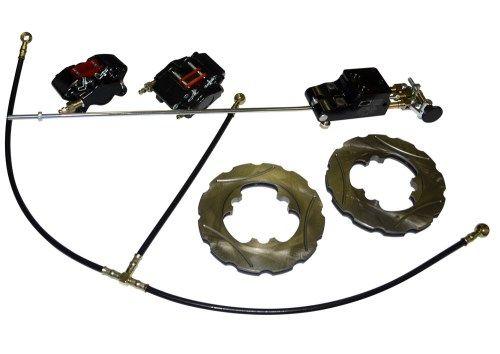 FRONT BRAKE SYSTEM AP-RACE 04 - HOM. N° 86/FR/17