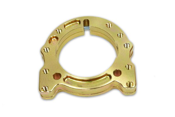 MAGNESIUM BEARING FLANGE UNIVERSAL MODEL 40/50MM WITH BOLT