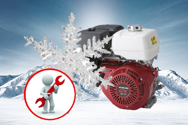 REWORKING KIT FOR HONDA GX390 ENGINE SNOW CONFIGURATION