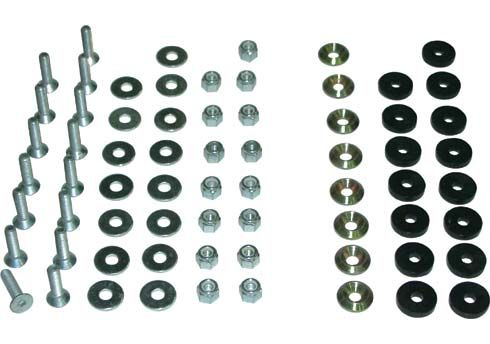BOLTS AND NUTS  PRE-ASSEMBLED KF & KZ