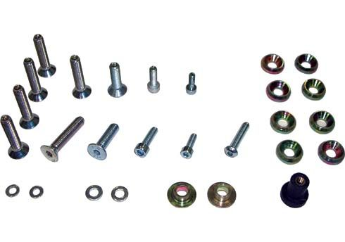 KIT BOLTS FOR BODYWORKS EUROSTAR CIK 2008