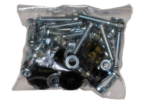 BOLT & NUTS FOR MINIKART PRE-ASSEMBLED CHASSIS