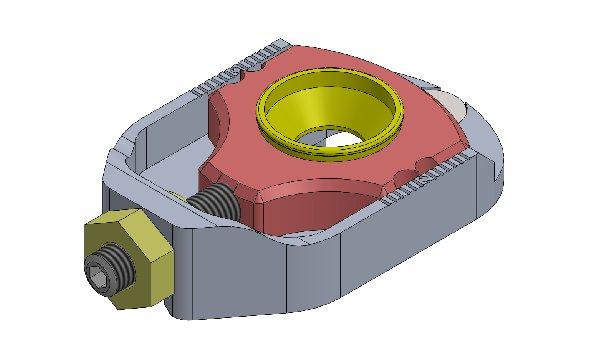 ECCENTRICO EASY CASTER M8 COMPLETO