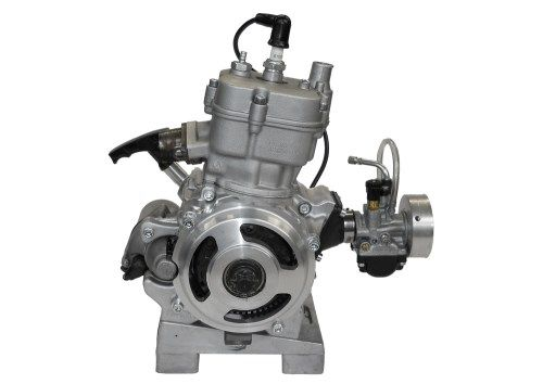 ROCKY 60CC COMPLETE REED VALVE ENGINE - WATER COOLED engine mount not included