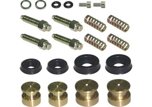 OVERHAUL KIT FOR FRONT HYDRAULIC CALIPER - EUROSTAR