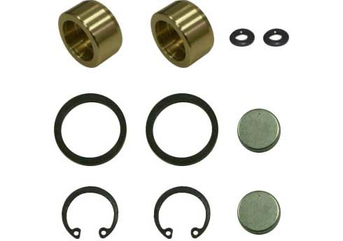 OVERHAUL KIT FOR FRONT HYDRAULIC CALIPER - AP-RACE