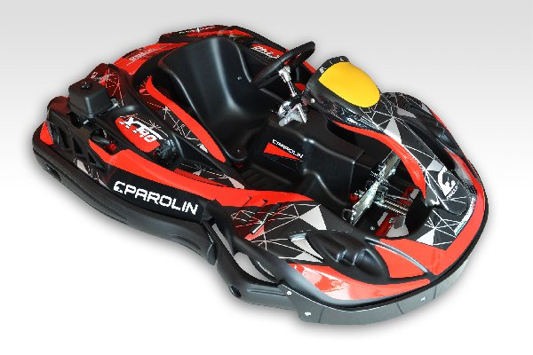 Indoor Kart Xt40 Elite