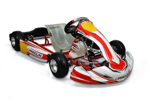 MINIKART MOTORSPORT 2020 WHITE