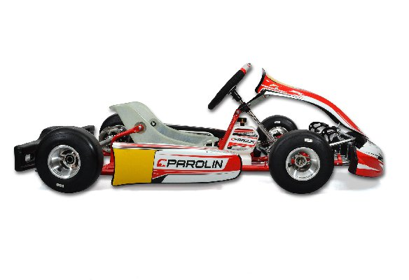Championkart Baby Academy 60cc  - Chassis Without Engine Kit